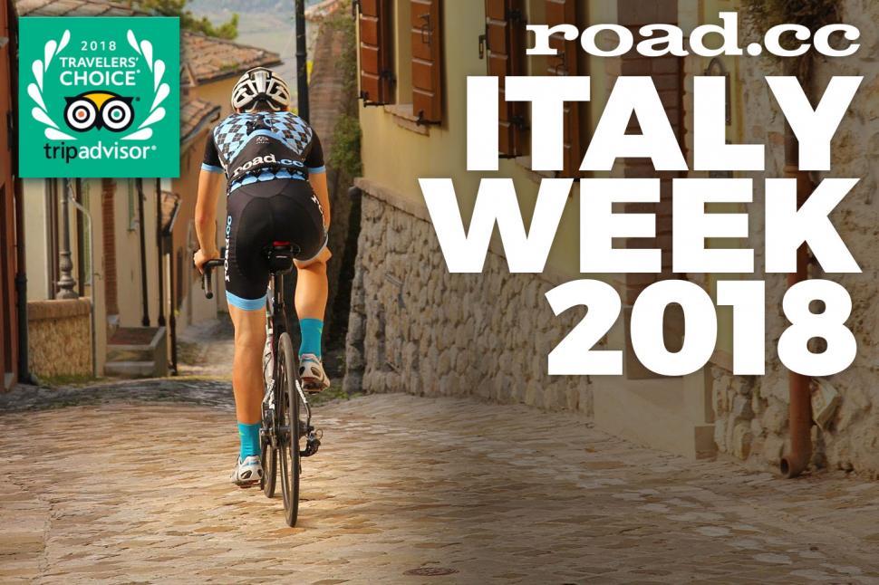 Italy Week 2018 TC