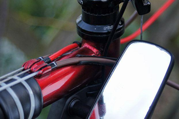 Jagwire Road Elite Sealed Shift Kit - on bike 1.jpg