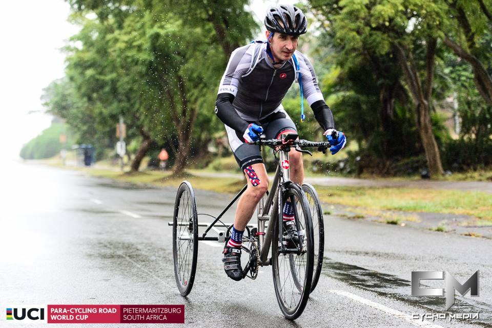 Jay_LaPointe South_Africa_Para-Cycling_World_Cup_2016
