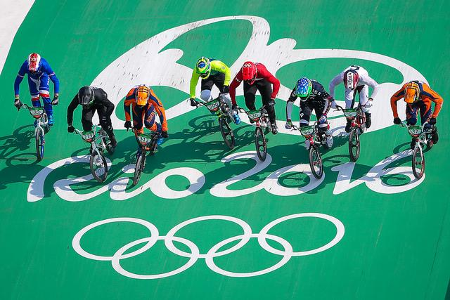 Jelle van Gorkom (far right) in action at Rio 2016 (picture by Picture by Alex Whitehead, SWpix.com for Britishcycling.org_.uk).jpg