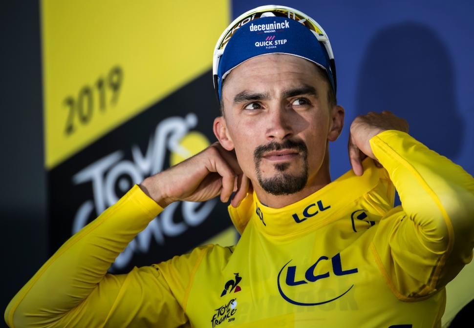 Julian Alaphilippe (picture credit ASO, Alex Broadway, SWpix.com)