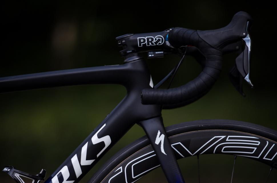 Julian Alaphilippe's Specialized S-Works Tarmac7