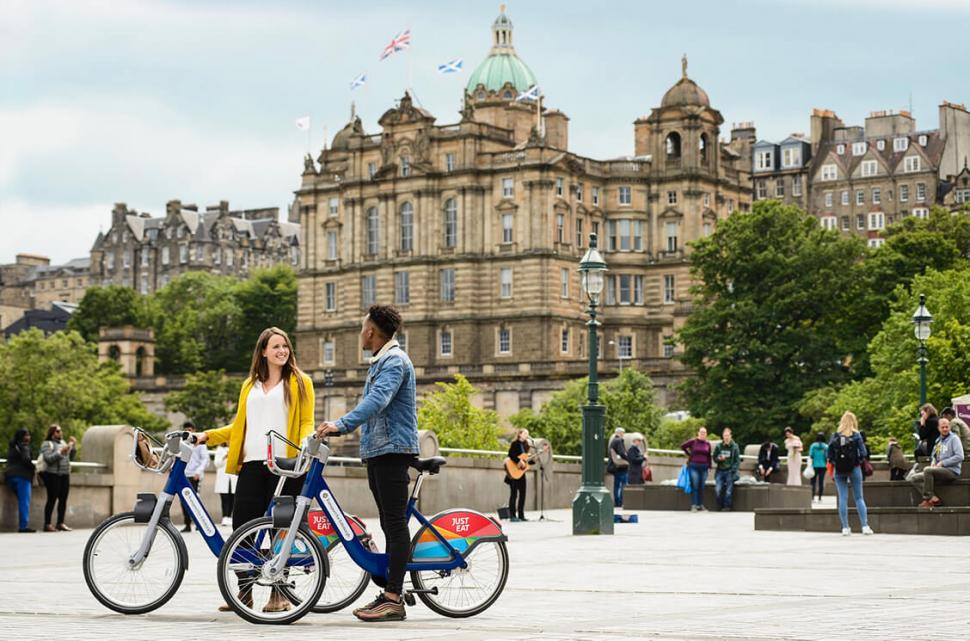 Image result for edinburgh bike
