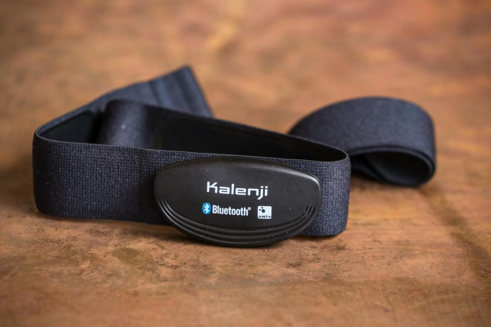 Review: Kalenji Dual heart rate monitor | road cc