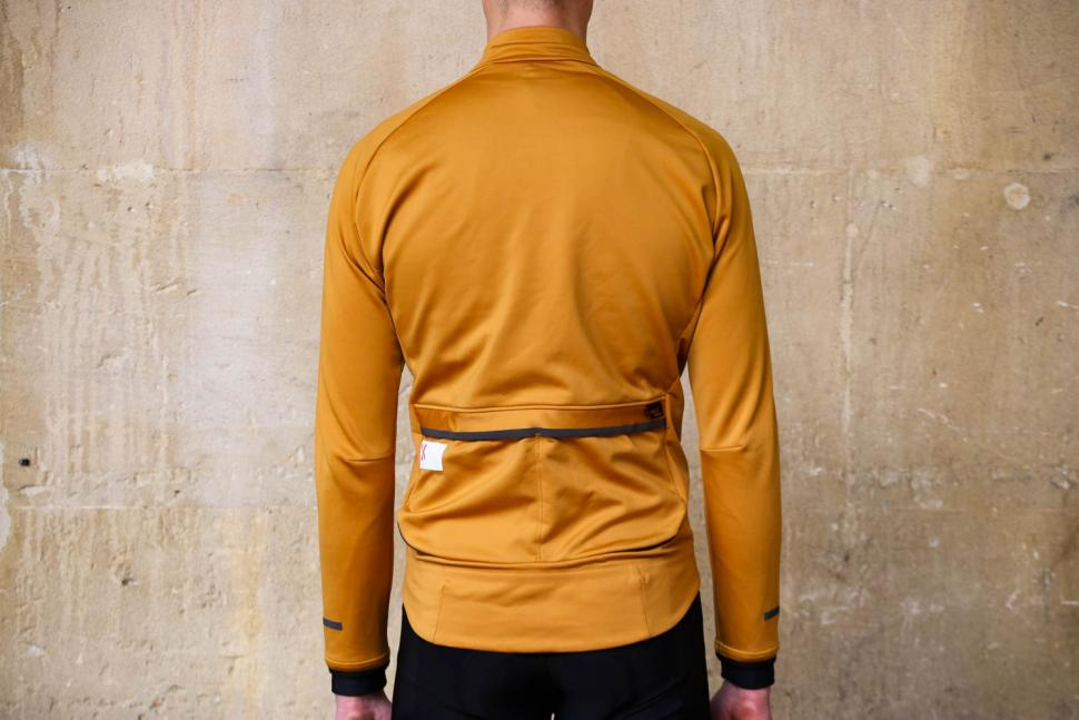 Kalf Club Men's Softshell Jersey - back.jpg