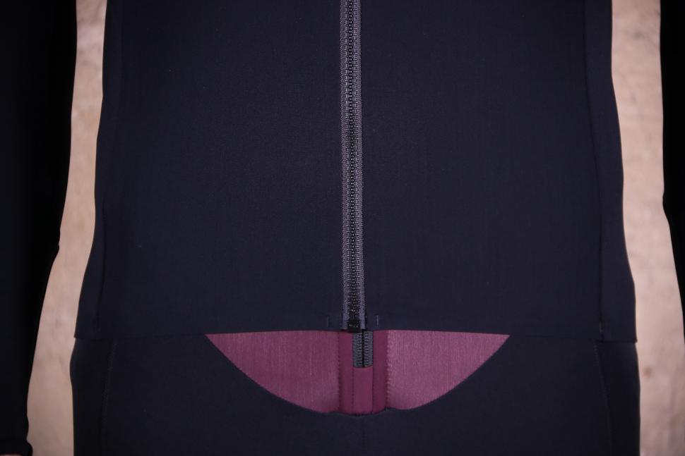 Kalf Club Thermal Men's Long Sleeve Jersey - hem.jpg