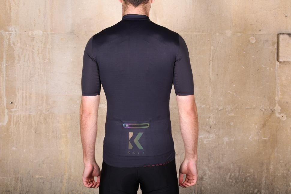 Kalf Flux Transition Men's Wind Proof Jersey - back.jpg