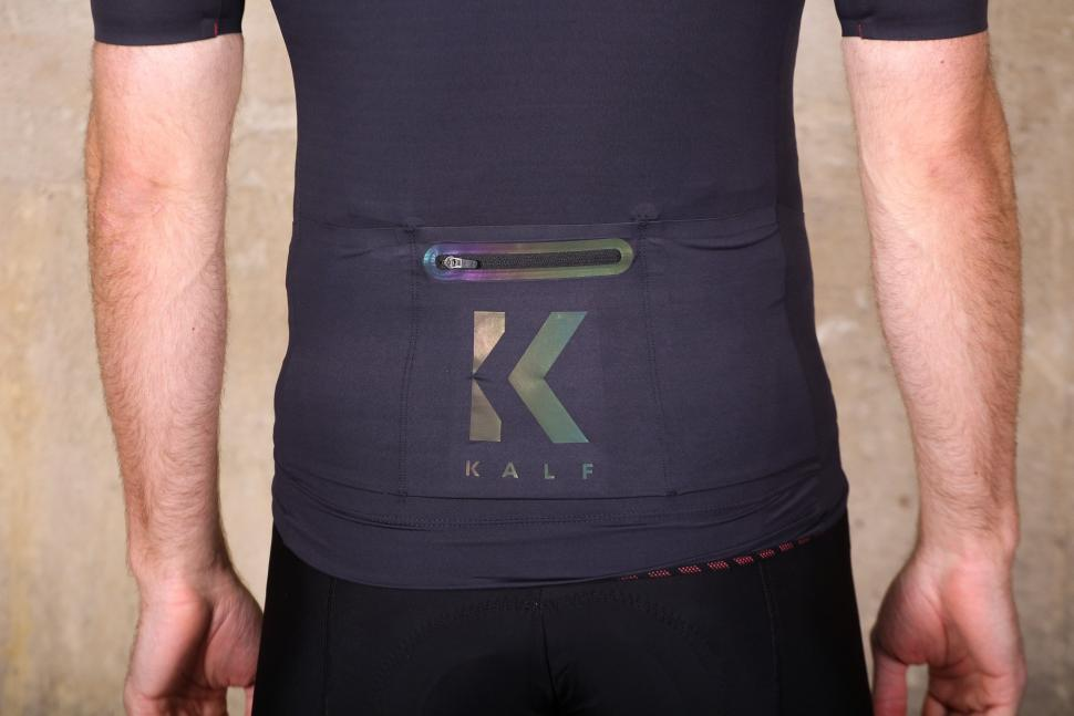 Kalf Flux Transition Men's Wind Proof Jersey - pocket.jpg