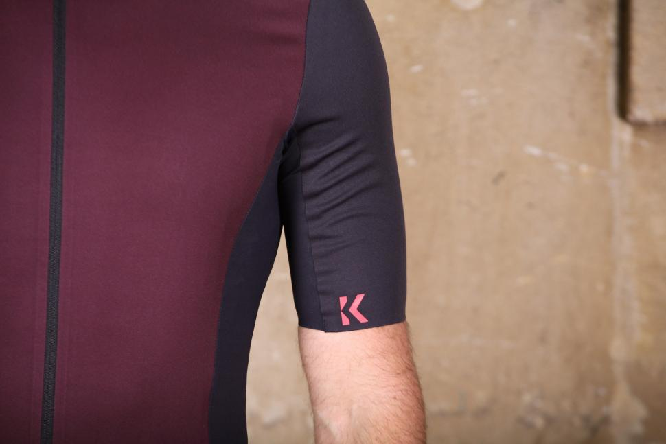 Kalf Flux Transition Men's Wind Proof Jersey - sleeve.jpg