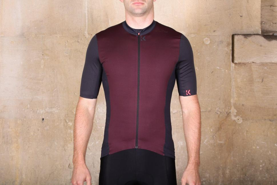 8f0484eb6 Review  Kalf Flux Transition Wind Proof Jersey