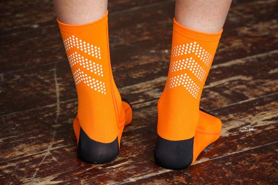 Kalf Reflective Tall Sock - ankles.jpg