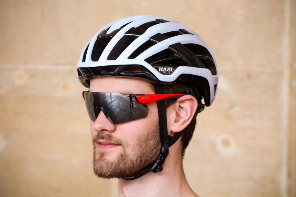 Review Kask Valegro Helmet Road Cc