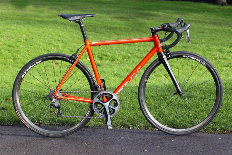 Choosing A Steel Aluminium Titanium Or Carbon Road Bike