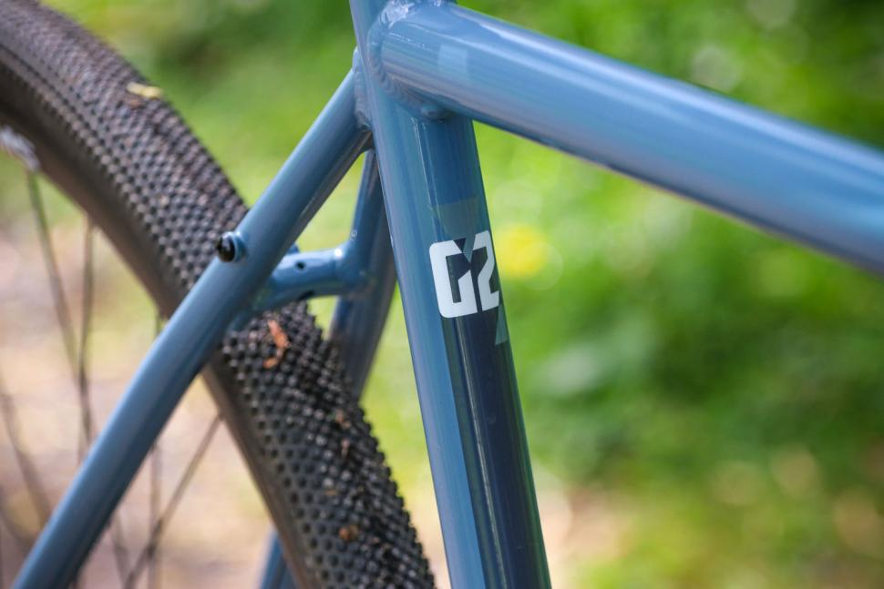 Kinesis G2 - seat tube detail.jpg