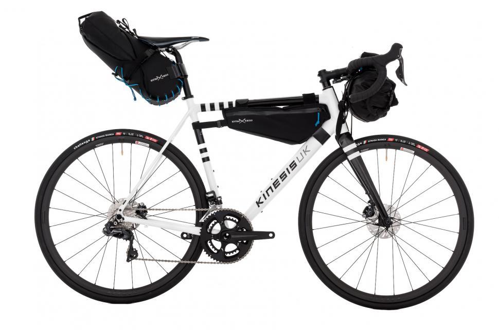 Kinesis RTD_Bike with bags