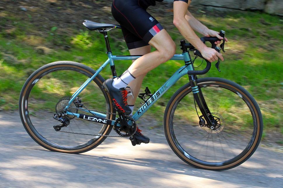 Panaracer GravelKing SK TLC Gravel Folding Bike Tyre Black Brown