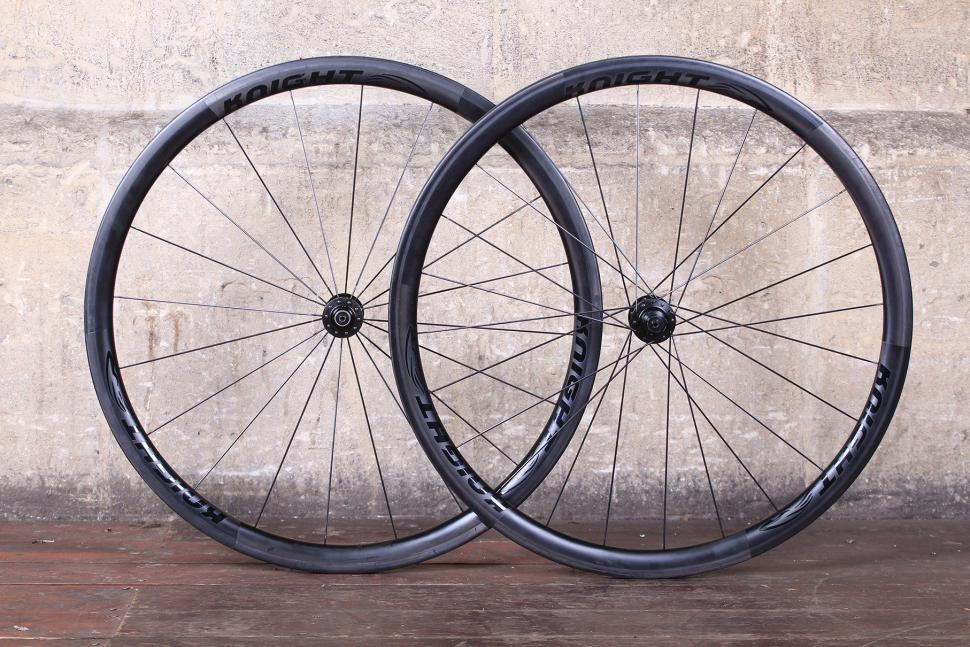 Review  Knight 35 Wheelset  20369a065