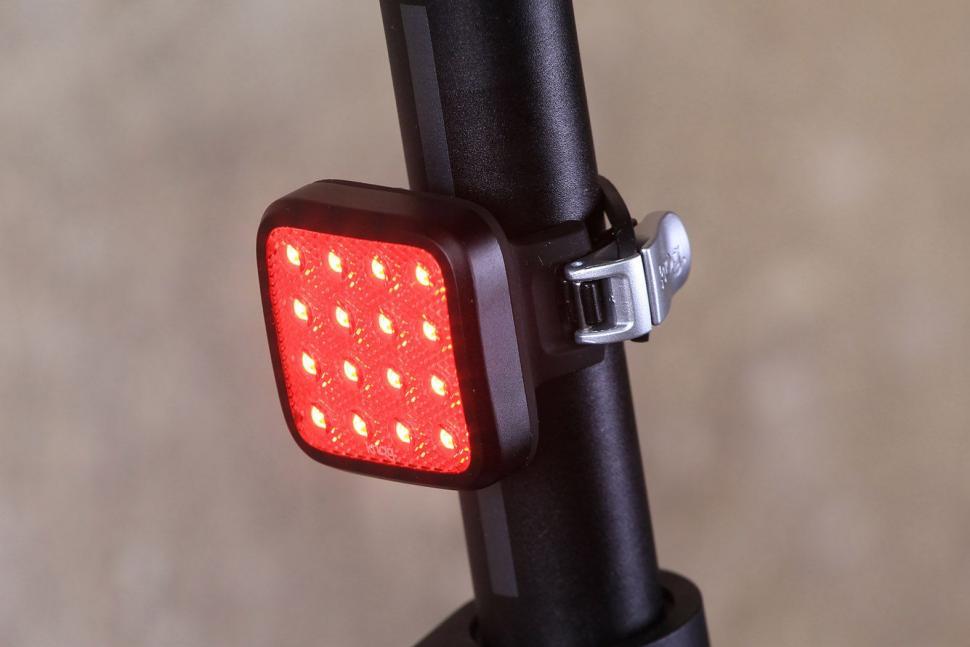 Review Knog Blinder Mob Kid Grid Rear Light Road Cc