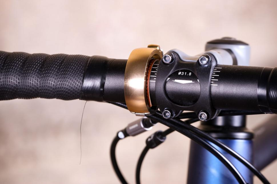 Public Brass Bicycle Bell Brass Color Commuter Urban