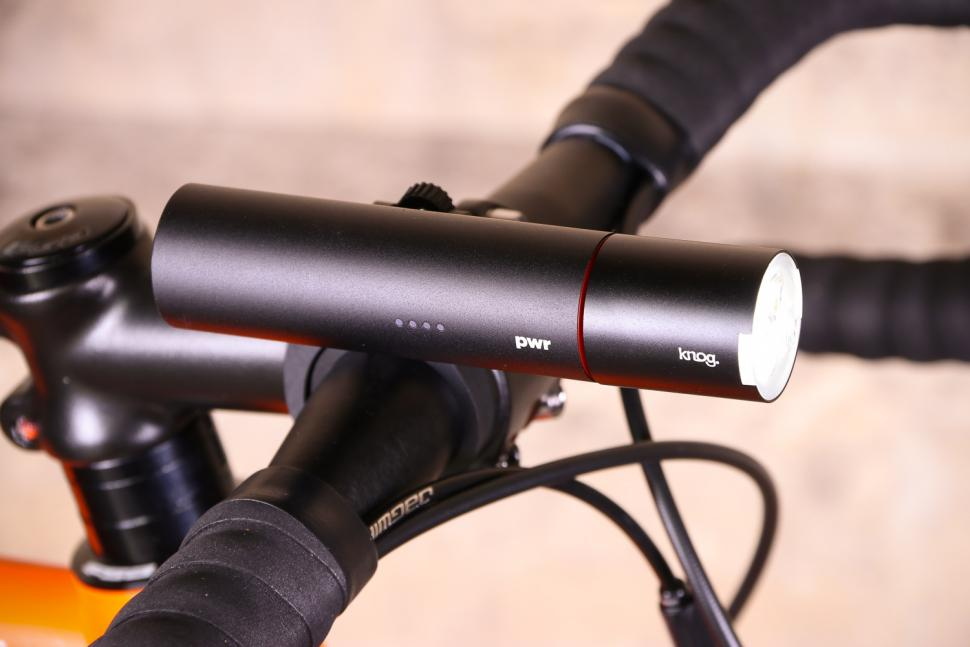 KNOG PWR Road 600L Bicycle Headlight