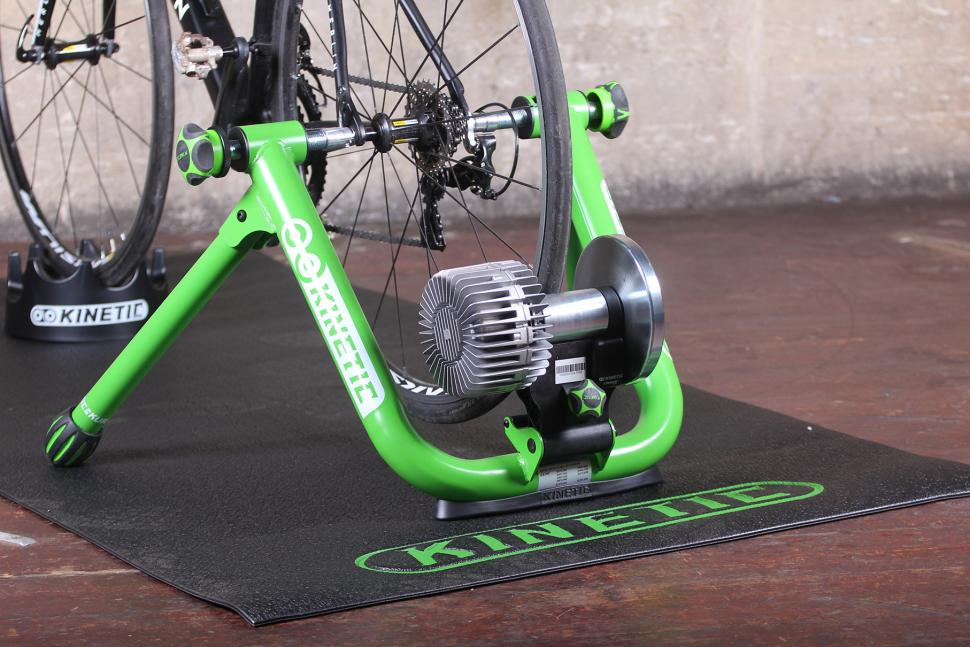 Kinetic Bike Trainer >> Review Kinetic Road Machine Smart Road Cc