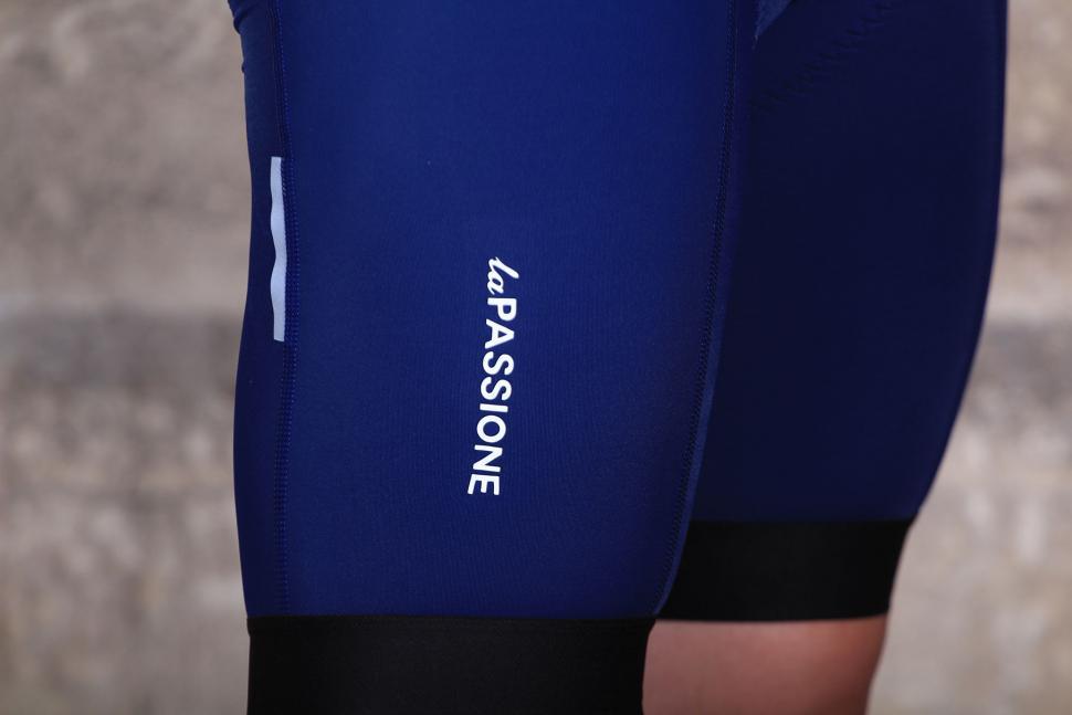 La Passione Summer Bib Shorts Classic - logo.jpg 56e99557b