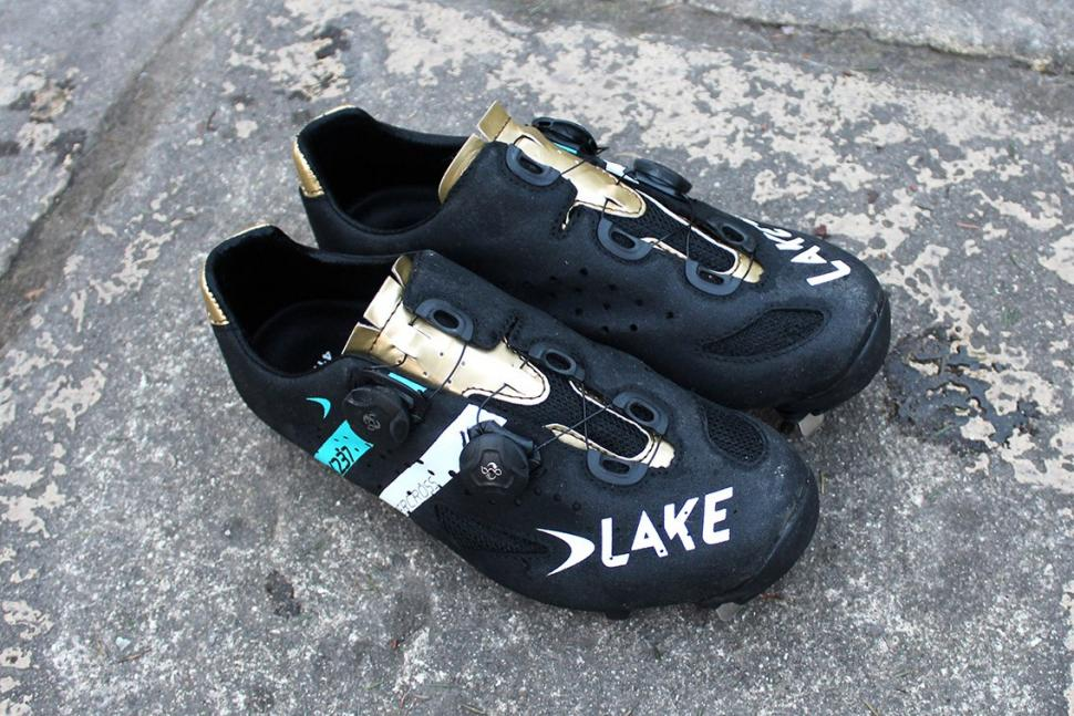 Lake MX 237 SuperCross cyclocross shoes - tops.jpg