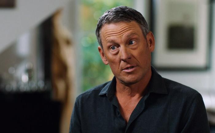 Lance Armstrong (via NBC)