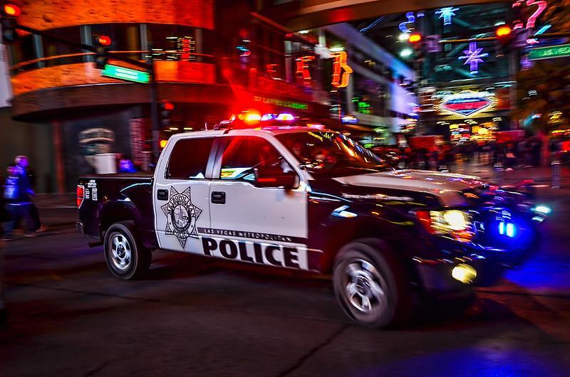 Man Crashes his Dirt Bike in Southeast Las Vegas, Dies