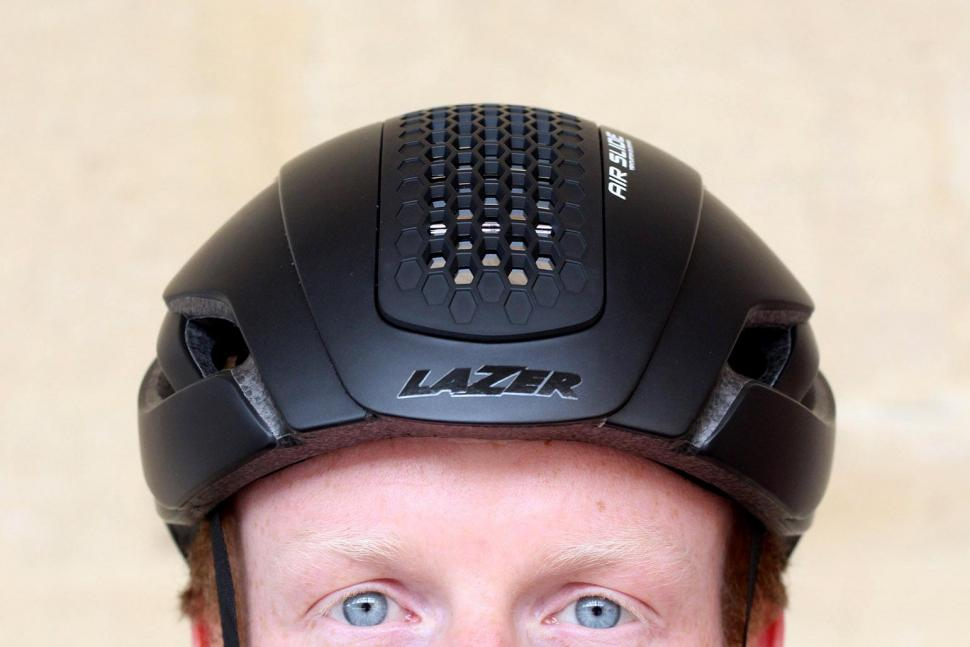 Lazer Bullet helmet - front vent closed.jpg