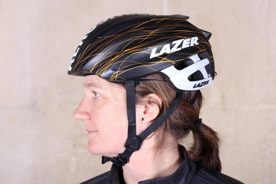 Lazer Cosmo helmet with Aeroshell - aeroshell on side.jpg