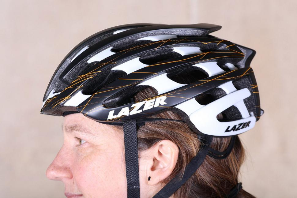 Lazer Cosmo helmet with Aeroshell - side 2.jpg
