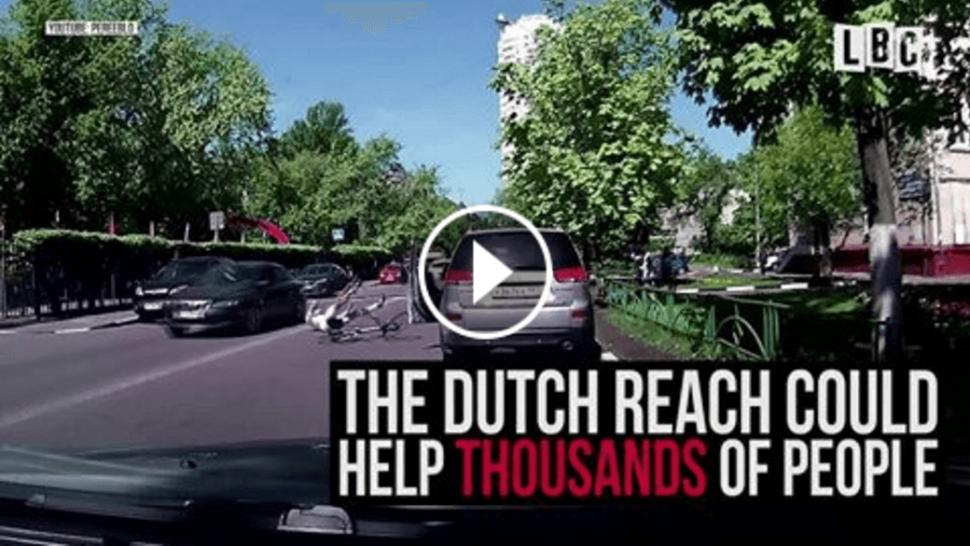 Radio station beloved by London cabbies posts 'Dutch Reach