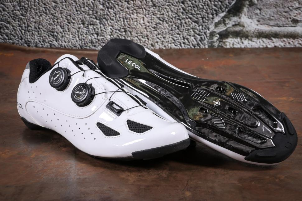 Review  Le Col Pro Carbon Cycling Shoes  1466b7e04