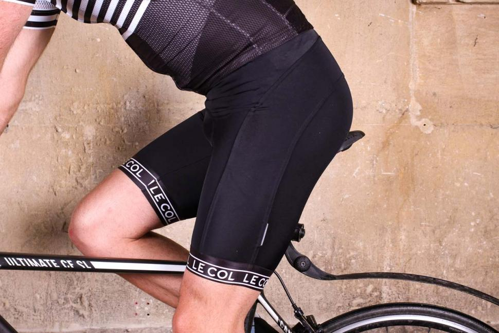 Review  Le Col Pro Bib Shorts  c57db4f0e