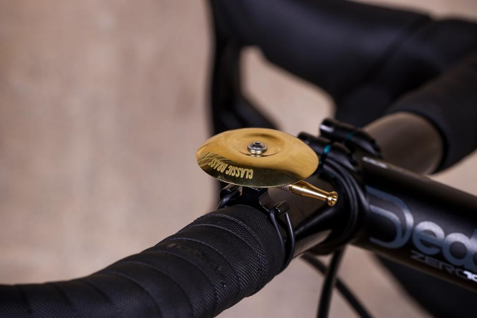 LEZYNE Classic Brass Bicycle Bell