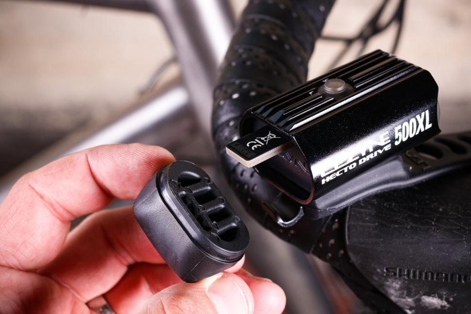 Lezyne Micro Drive 500XL Cycling Light