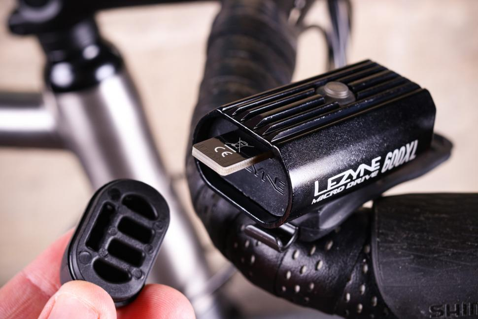 Review: Lezyne Micro Drive 600XL front light | road.cc
