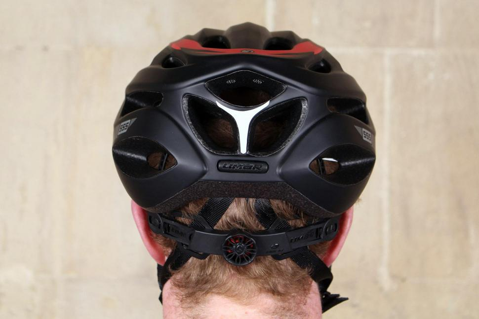 Limar 555 Road Helmet - back.jpg