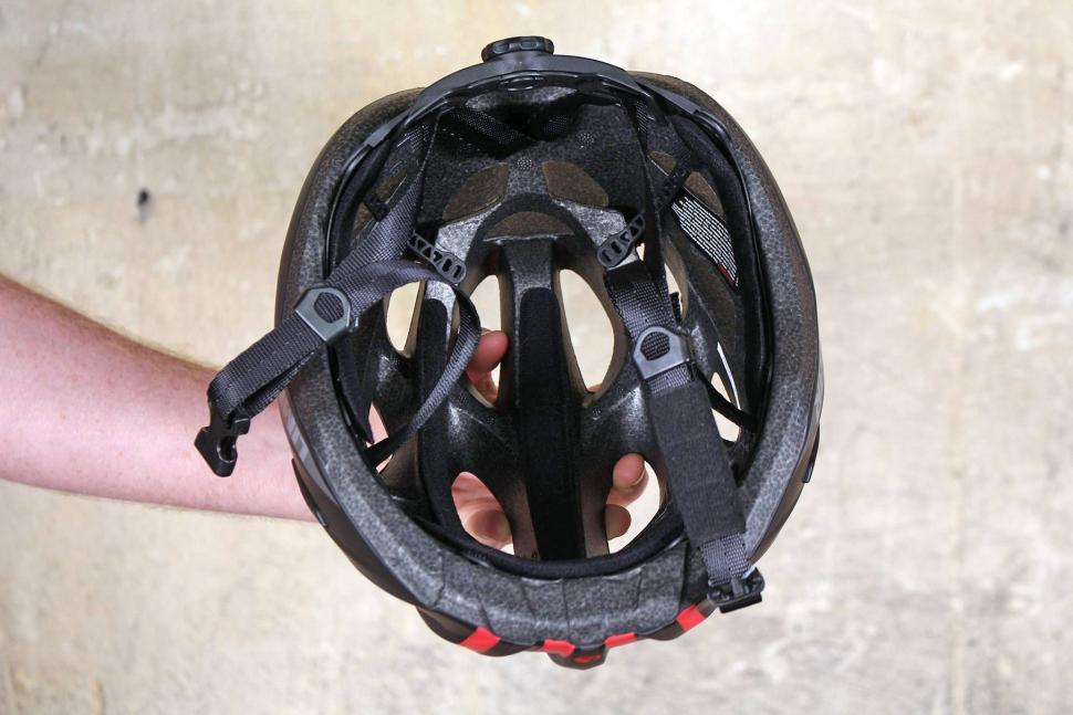 Limar 555 Road Helmet - inside.jpg