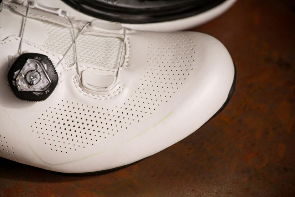 Liv Macha Pro road shoes - toe