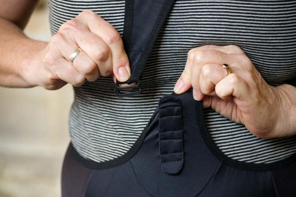 Liv Race Day Bib Shorts - strap detail 2.jpg