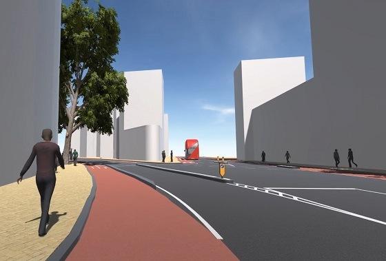 London Boulevard VR WIP