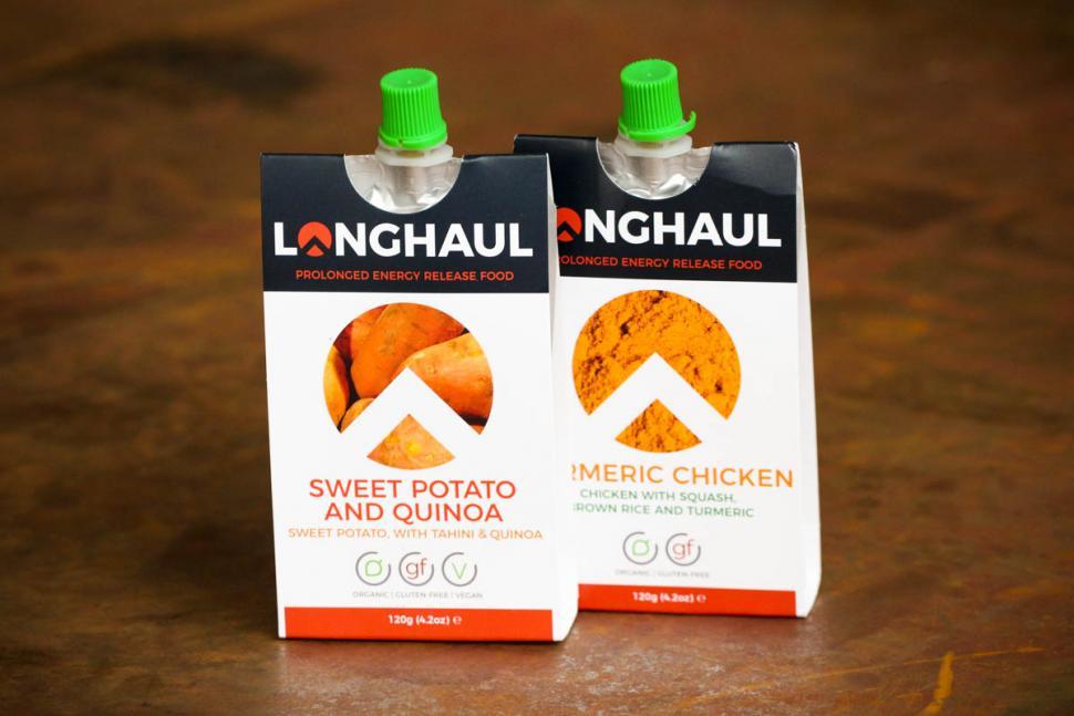 Longhaul PER Form Prolonged Energy Release Food