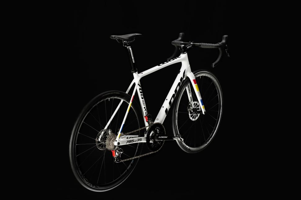 Look 785 HUEZ RS DISC 3:4 ARRIERE