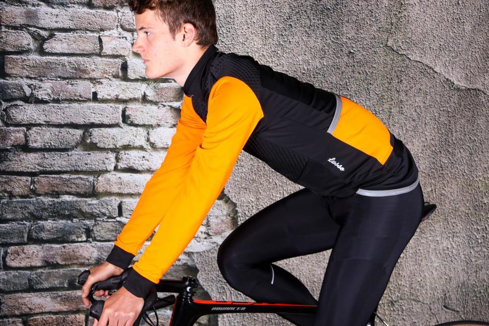 Lusso Aqua Pro Extreme Jacket - riding.jpg