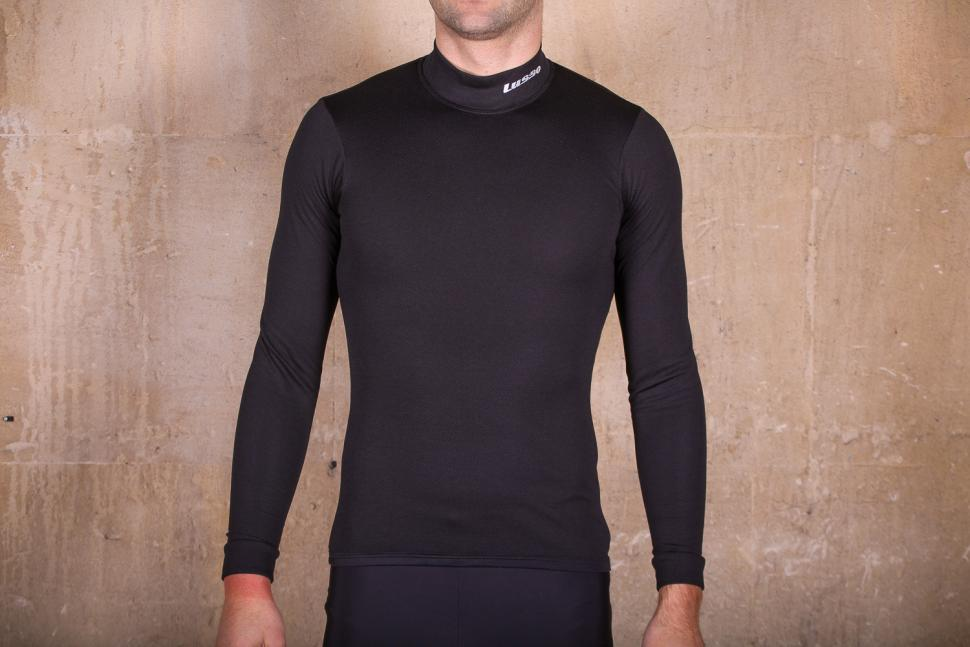 c2da102b Review: Lusso Bioactive Thermal Polo Base Layer | road.cc
