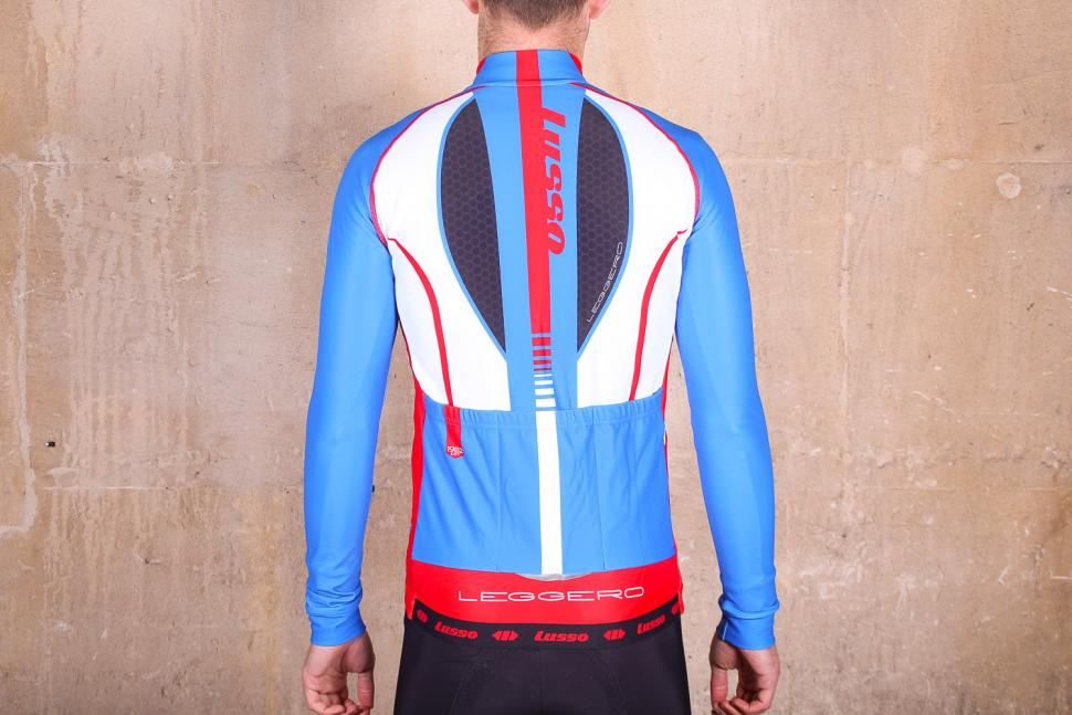 Lusso Leggero Thermal Jacket - back.jpg