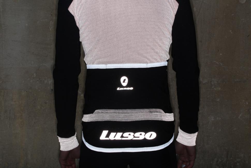 Lusso Mens Aqua Extreme Black V2 Jacket - reflective.jpg
