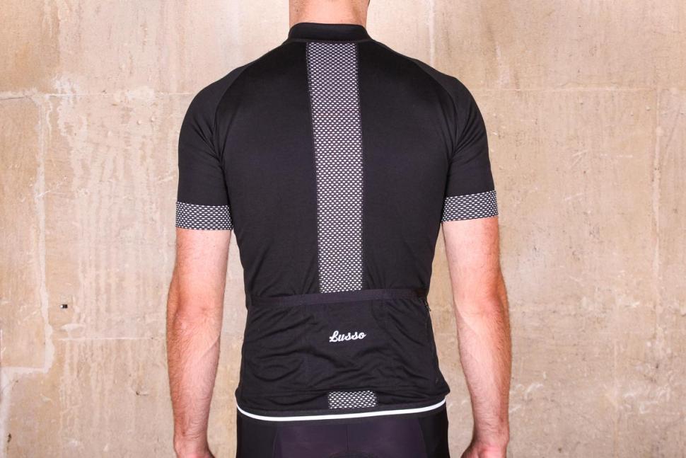Lusso Merino short sleeve jersey - back.jpg